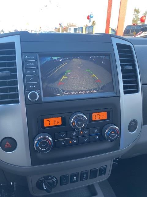 2020 Nissan Frontier Crew Cab 4x4, Pickup #E713866 - photo 12