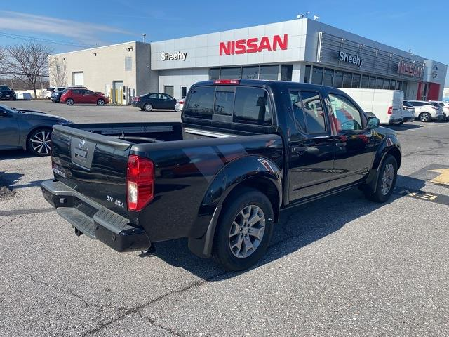 2020 Nissan Frontier Crew Cab 4x4, Pickup #E713866 - photo 7