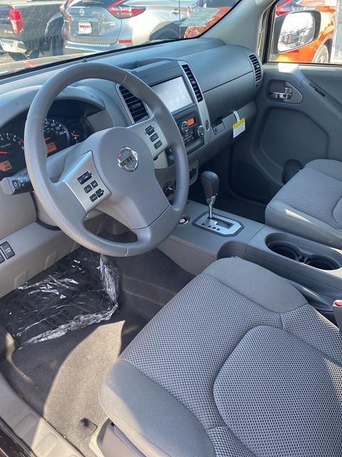 2020 Nissan Frontier Crew Cab 4x4, Pickup #E713866 - photo 8