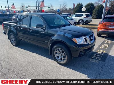 2020 Nissan Frontier Crew Cab 4x4, Pickup #E713866 - photo 1