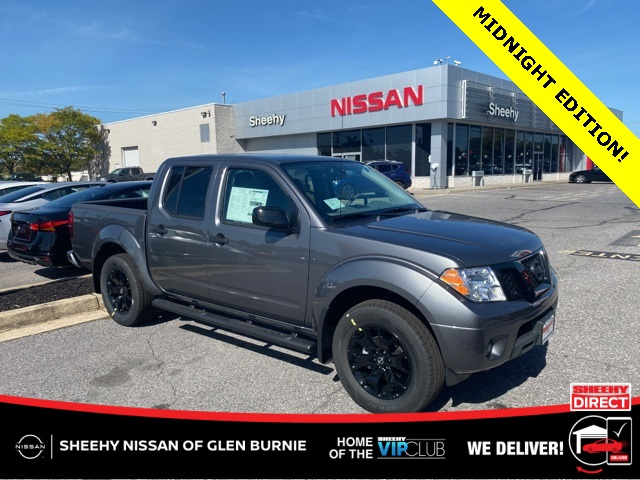 2020 Nissan Frontier Crew Cab 4x4, Pickup #E716149 - photo 3