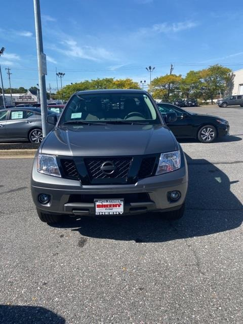 2020 Nissan Frontier Crew Cab 4x4, Pickup #E716149 - photo 4