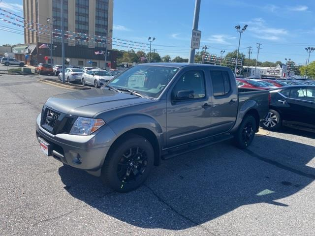 2020 Nissan Frontier Crew Cab 4x4, Pickup #E716149 - photo 1