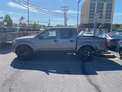 2020 Nissan Frontier Crew Cab 4x4, Pickup #E716149 - photo 5