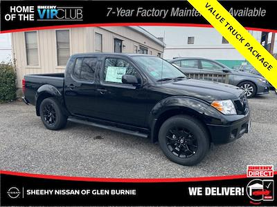 2020 Nissan Frontier Crew Cab 4x4, Pickup #E722228 - photo 1
