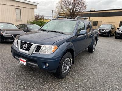 2020 Nissan Frontier Crew Cab 4x4, Pickup #E722253 - photo 4
