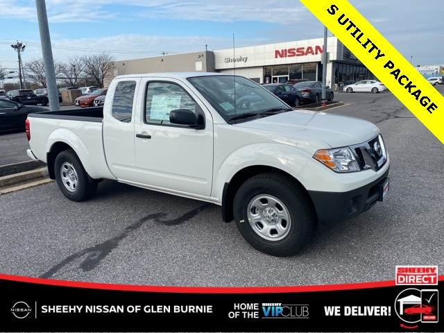 2020 Nissan Frontier King Cab, Pickup #E722527 - photo 1