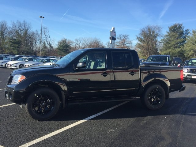 2019 Frontier Crew Cab 4x4,  Pickup #E724829 - photo 4