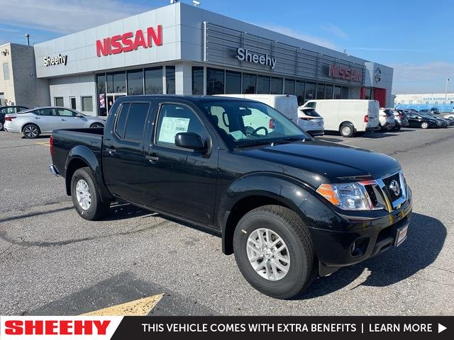 2020 Nissan Frontier Crew Cab 4x4, Pickup #E725282 - photo 1