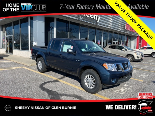 2020 Nissan Frontier Crew Cab 4x2, Pickup #E725671 - photo 1
