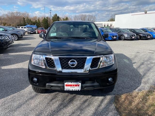 2020 Nissan Frontier King Cab 4x4, Pickup #E726550 - photo 3