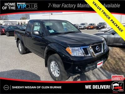 2020 Nissan Frontier King Cab 4x4, Pickup #E726550 - photo 1