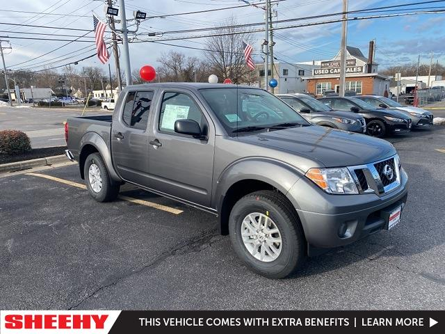 2020 Nissan Frontier Crew Cab 4x4, Pickup #E728414 - photo 1