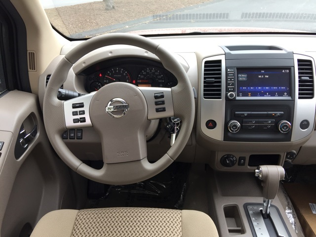 2019 Frontier King Cab 4x4,  Pickup #E744351 - photo 10