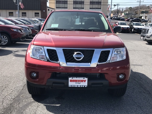 2019 Frontier King Cab 4x4,  Pickup #E745573 - photo 6