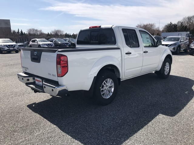 2019 Frontier Crew Cab 4x4,  Pickup #E756068 - photo 1