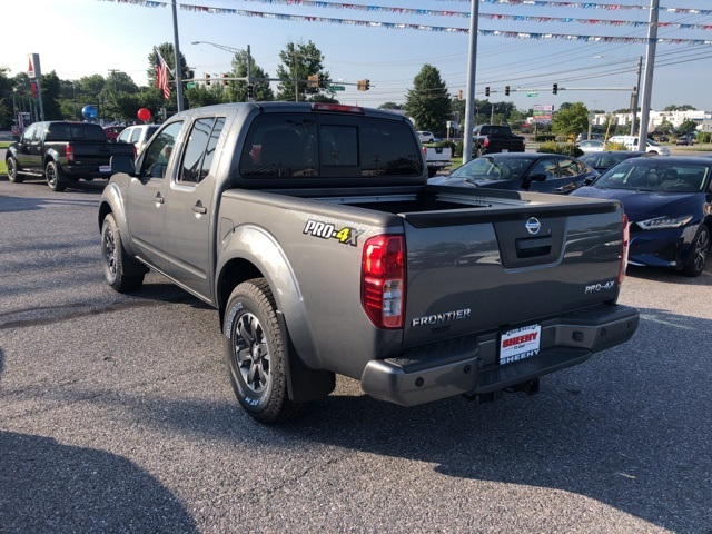 2019 Frontier Crew Cab 4x4,  Pickup #E756653 - photo 5