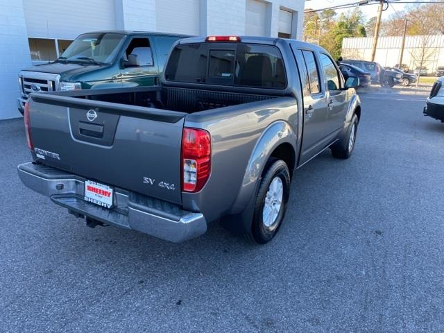 2019 Nissan Frontier Crew Cab 4x4, Pickup #ER9324V - photo 7