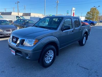 2019 Nissan Frontier Crew Cab 4x4, Pickup #ER9324V - photo 4