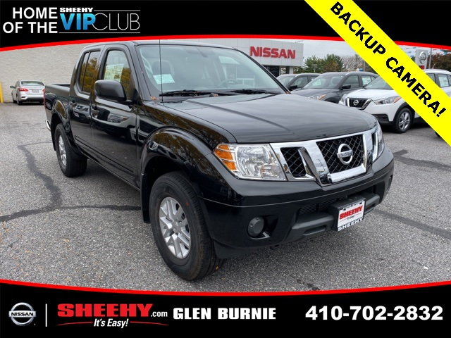 2019 Frontier Crew Cab 4x4, Pickup #E788227 - photo 1