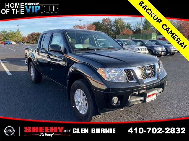 2019 Frontier Crew Cab 4x4, Pickup #E788338 - photo 1