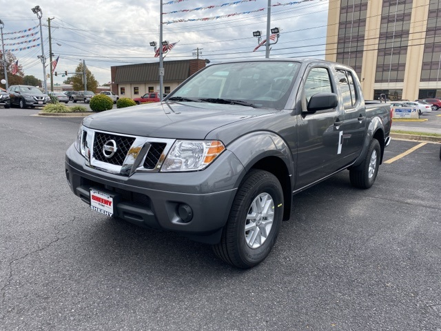 2019 Frontier Crew Cab 4x4, Pickup #E794112 - photo 4