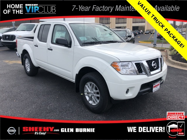 2019 Frontier Crew Cab 4x4, Pickup #E799089 - photo 1