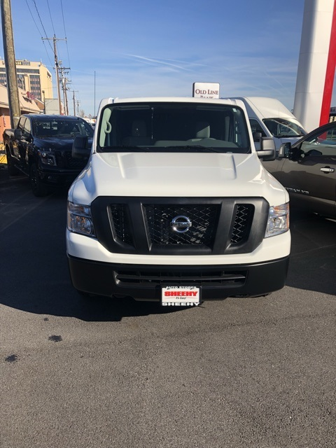2019 NV2500 Standard Roof 4x2,  Empty Cargo Van #E800732 - photo 3