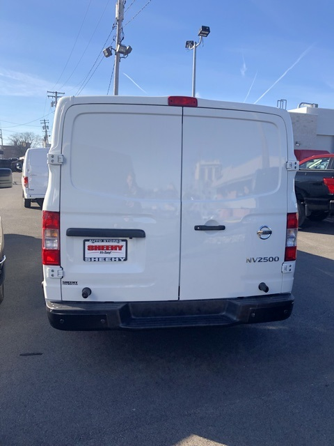 2019 NV2500 Standard Roof 4x2,  Empty Cargo Van #E800732 - photo 5