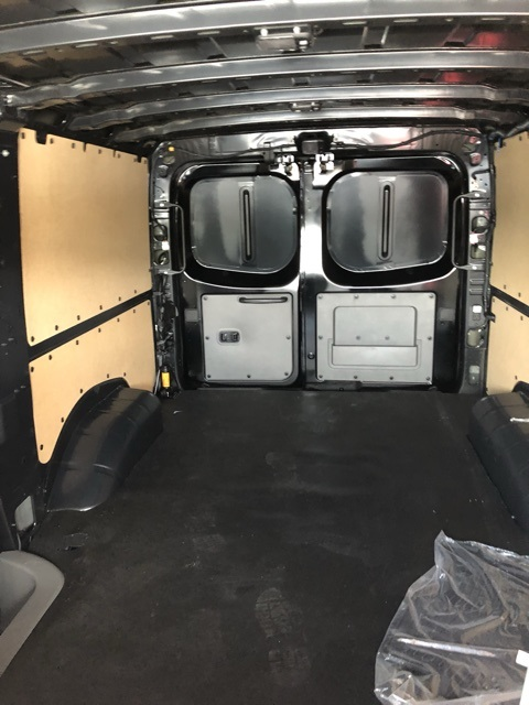 2019 NV2500 Standard Roof 4x2,  Empty Cargo Van #E800956 - photo 2