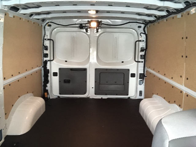 2020 Nissan NV2500 Standard Roof 4x2, Empty Cargo Van #E801231 - photo 1