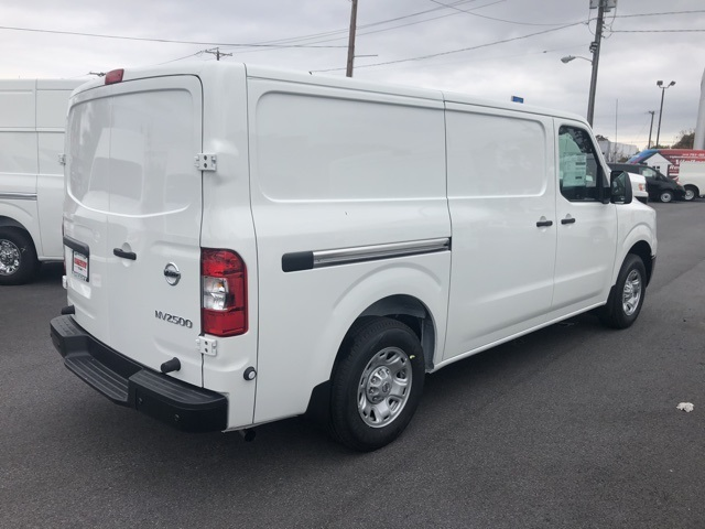 2020 NV HD Standard Roof 4x2, Empty Cargo Van #E801231 - photo 6