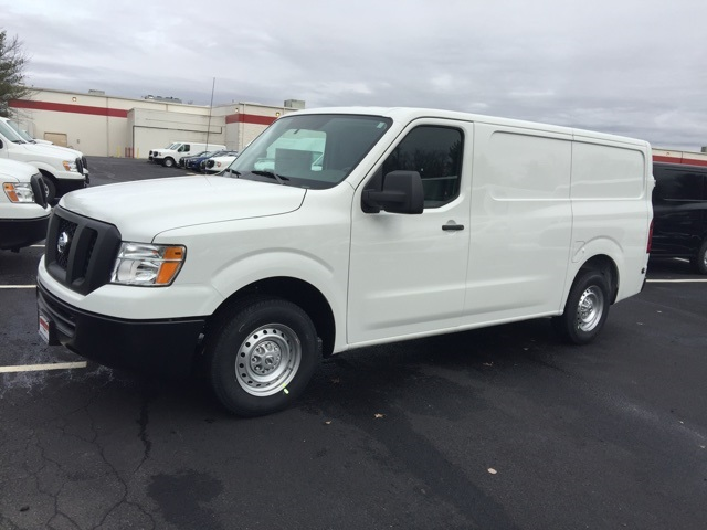 2019 NV HD Standard Roof 4x2,  Empty Cargo Van #E801417 - photo 4