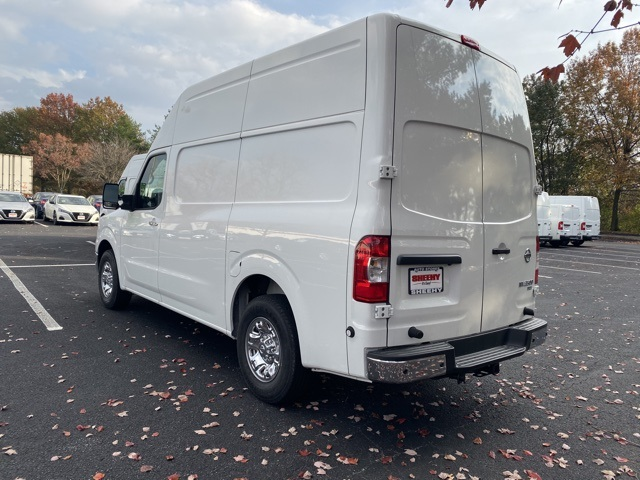 2019 NV3500 High Roof 4x2, Empty Cargo Van #E801766 - photo 5