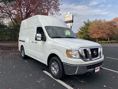 2019 NV3500 High Roof 4x2, Empty Cargo Van #E801766 - photo 1