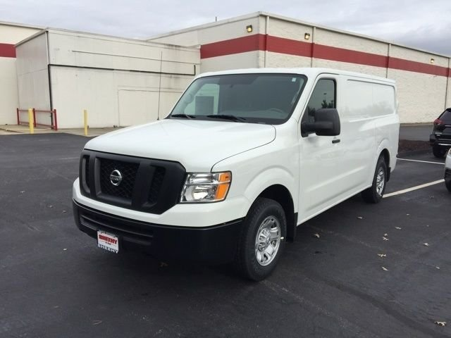 2019 NV3500 Standard Roof 4x2, Empty Cargo Van #E801800 - photo 5