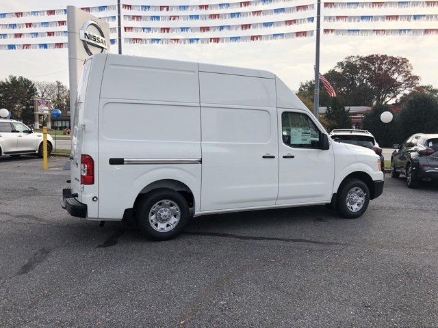 2020 NV HD High Roof 4x2, Empty Cargo Van #E801821 - photo 8