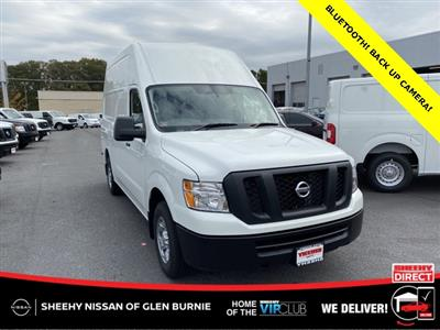 2021 Nissan NV2500 4x2, Empty Cargo Van #E801849 - photo 1