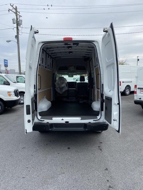 2021 Nissan NV2500 4x2, Empty Cargo Van #E801856 - photo 1