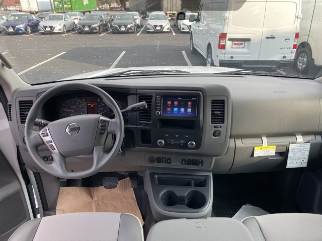 2019 NV3500 High Roof 4x2, Empty Cargo Van #E801949 - photo 11