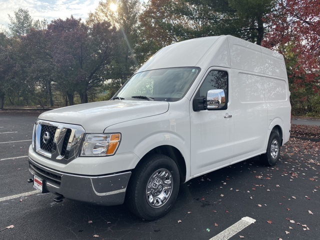 2019 NV3500 High Roof 4x2, Empty Cargo Van #E801949 - photo 3