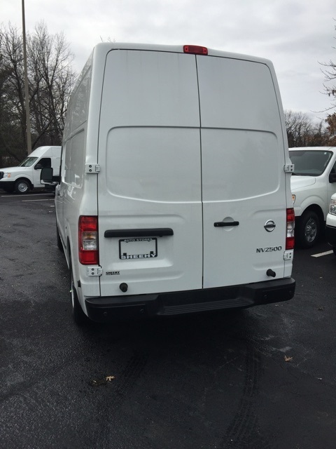 2019 NV2500 High Roof 4x2,  Empty Cargo Van #E801968 - photo 5