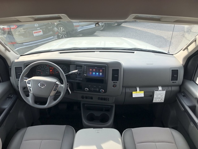 2020 NV2500 High Roof 4x2, Empty Cargo Van #E802018 - photo 11