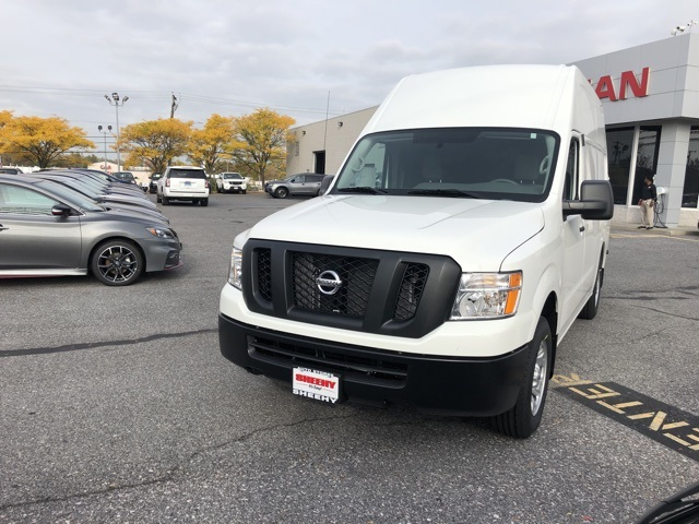 2020 NV2500 High Roof 4x2, Empty Cargo Van #E802027 - photo 4