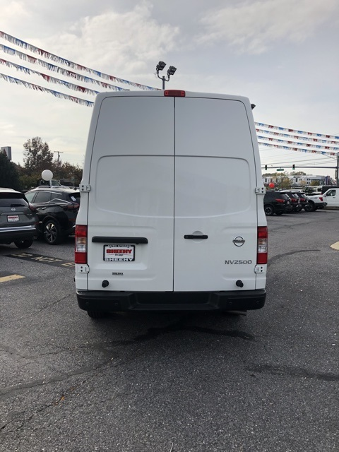 2020 NV2500 High Roof 4x2, Empty Cargo Van #E802027 - photo 6