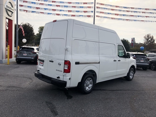 2020 NV2500 High Roof 4x2, Empty Cargo Van #E802027 - photo 7