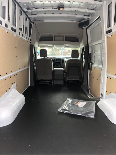 2020 NV2500 High Roof 4x2, Empty Cargo Van #E802027 - photo 2