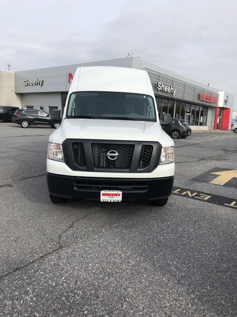 2020 NV HD High Roof 4x2, Empty Cargo Van #E802035 - photo 3