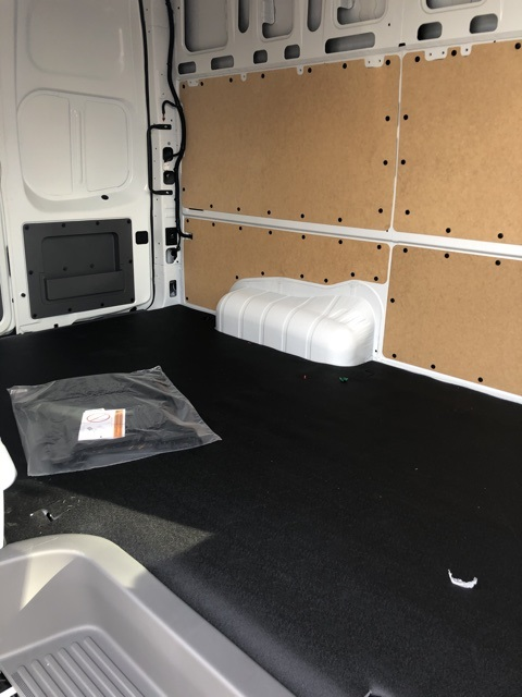 2020 NV2500 High Roof 4x2, Empty Cargo Van #E802040 - photo 10
