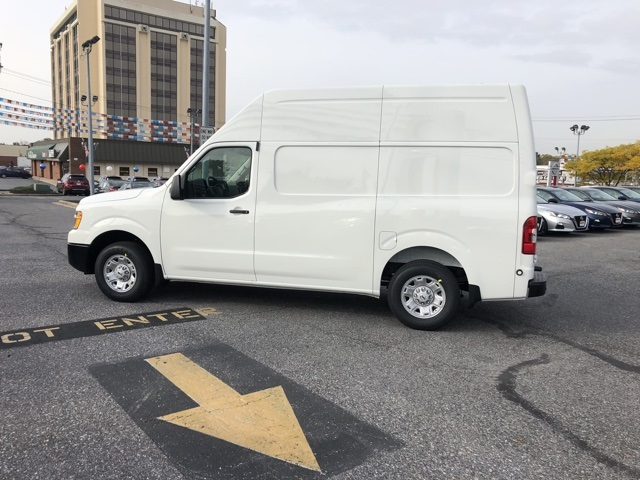 2020 NV2500 High Roof 4x2, Empty Cargo Van #E802040 - photo 5